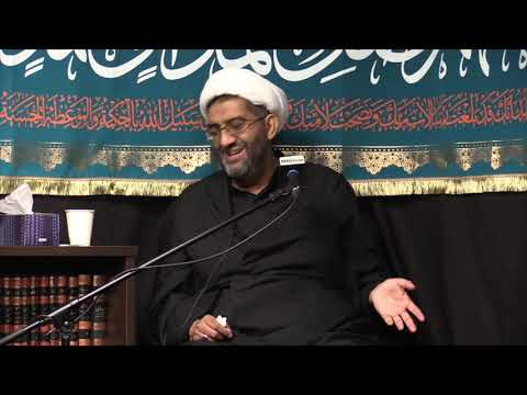 [7] Topic:Responsibilities of the Youth to the Holy Imam pt 2  | Sheikh Shafiq Hudda | English
