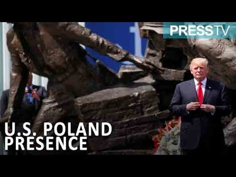[19 September 2018] Trump: Warsaw right to fear Russian aggression  - English