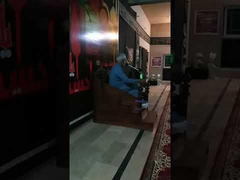 [01.Majlis]Topic: Tauheed Engr Syed Hussain Moosavi-Sindhi