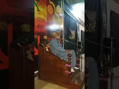 [02.Majlis]Topic: Tauheed Engr Syed Hussain Moosavi-Sindhi