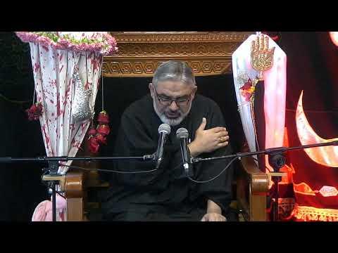 Roz e Ashura 10th Muharram 1440/20.09.2018 Topic:Karbala say Zahoor tak Nusrat e Imam a.s ky Marahil By H I Ali Murtaza
