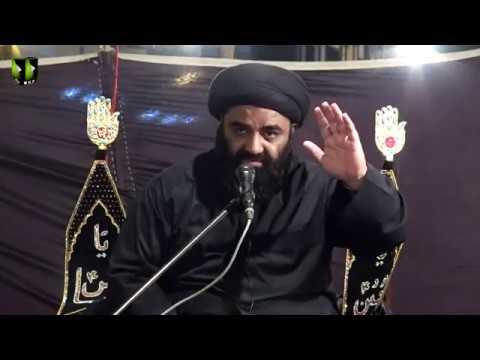 [09] Topic: Baseerat-e-Ashurae بصیرت عاشورائی | H.I Kazim Abbas Naqvi | Muharram 1440 - Urdu