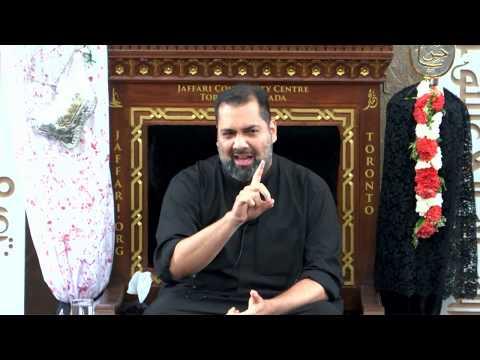 Ashura Day - Syed Asad Jafri MUharram 1440 2018 Toronto Canada - English