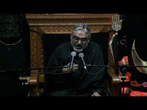 Majlis Sham-e-Ghariban Eve 11th Muharram 1440 Hijari 20.09.2018 By Allama Syed Ali Murtaza Zaidi-Urdu