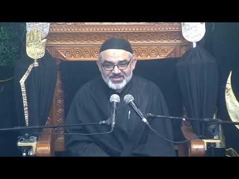 [Eve 12th Muharram]Topic:Karbala sy Zahoor tak Nusrat e Imam Ky Marahil|H.I Syed Ali Murtaza Zaidi 1440 21/09/2018 Urdu