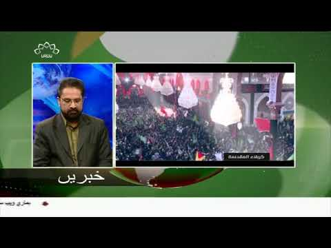 [21Sep2018] پاکستان اور ہندوستان یوم عاشورہ - Urdu