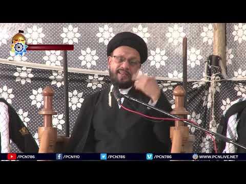 Majlis e Soyem 72 Taboot 12th Muharram 1440 Hijari 23.09.2018 By H I Syed Muhammad Zaki Baqri at Khurasan-Urdu
