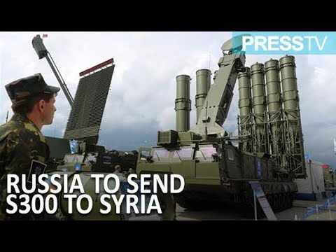 [24 September 2018] Russia to supply Syria with S-300 anti-missile system - English