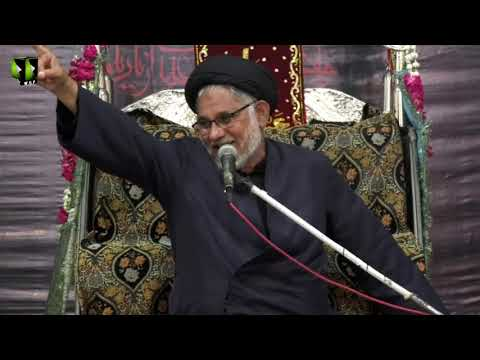 [02] Topic: Ansaar e Hussaini - انصار حسینی | H.I Hasan Zafar Naqvi | Muharram 1440 - Urdu