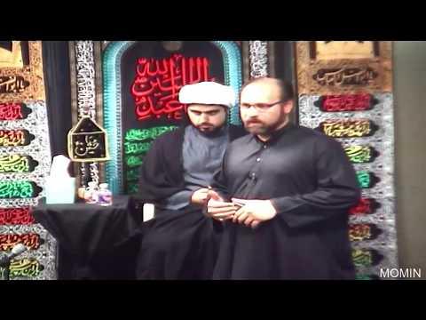 Shaykh Mehdi Rastani - 5th Muharram 1440 2018  Momin Centre USA English