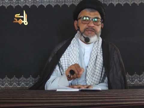 [Lecture 9th September 2018] Azadari Rasm Ya Amanat By H I Syed Razi Haider Zaidi at Imamia Masjid - Urdu