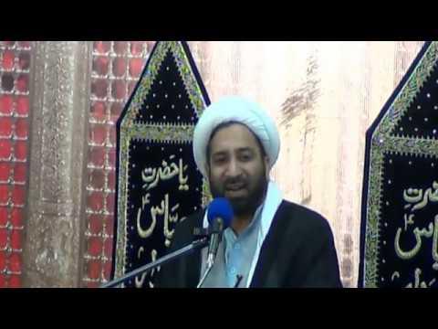 8th Majlis Muharram 1440/19.09.2018 Topic:مقامِ اہلبیت By H ISakhawat Ali Qumi-Jamia Al Sadiq a.s G-9/2-Urdu