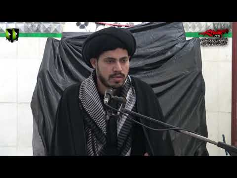[06] Topic: Hussaini Tarz-e-Zindagi | Moulana Haider Ali Jafri | Muharram 1440 - Urdu