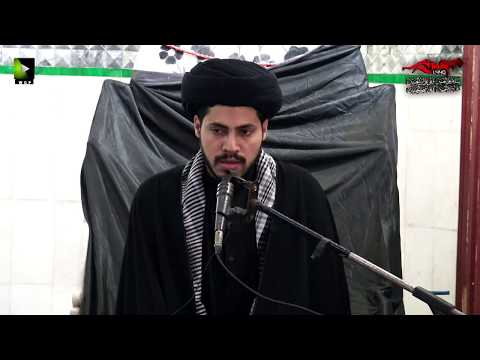 [09] Topic: Hussaini Tarz-e-Zindagi | Moulana Haider Ali Jafri | Muharram 1440 - Urdu