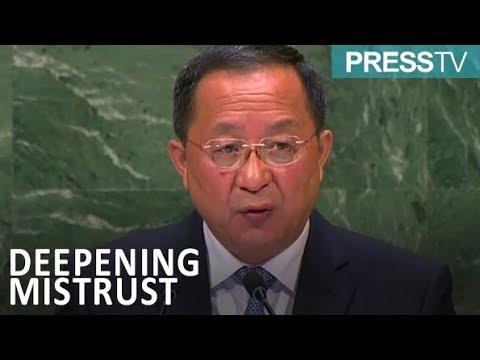 [30 September 2018] North Korea slams continued US sanctions - English