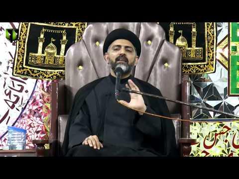 [08] Topic: Asr-e-Hazir Or Hamari Zimdariyaan | Moulana Nusrat Abbas Bukhari | Muharram 1440 - Urdu