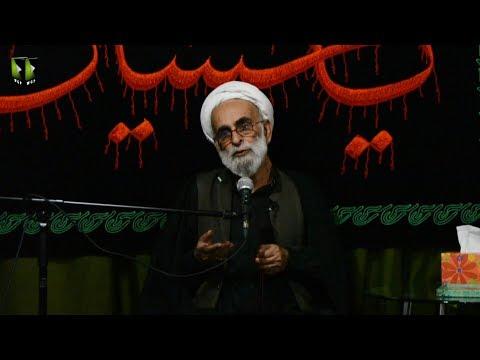 [Majlis] Khitaab: H.I Haider Ali Jawadi | Muharram 1440/2018 - Urdu