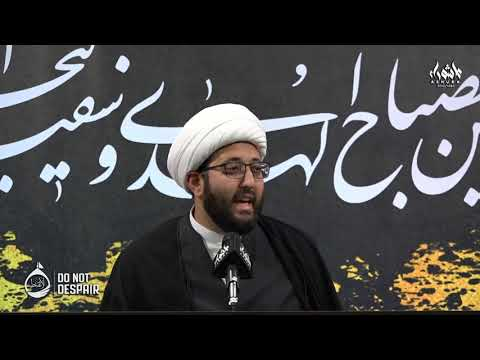 [ Night 3]Reform, the Fruit of Ashura | Shaykh Amin Rastani | Ashura Dearborn MI USA 2018 | English