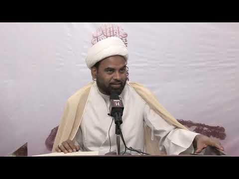 #3 [Zindagi Masumeen(as) ki nigaah mein (Kitab: Mafatihul Hayaat)] - H. I. Maulana Akhtar Abbas Jaun - U