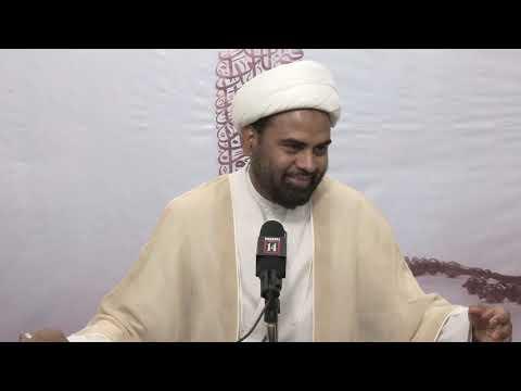 #6 [Zindagi Masumeen(as) ki nigaah mein (Kitab: Mafatihul Hayaat)] - H. I. Maulana Akhtar Abbas Jaun - U