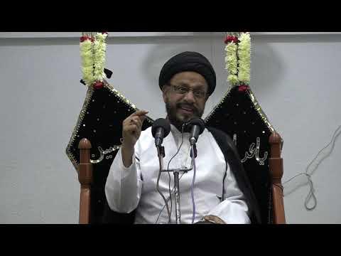 [2nd Majlis] Maximizing The Potential in our Children 30 Zilhaj Allama Zaki Baqri - Urdu
