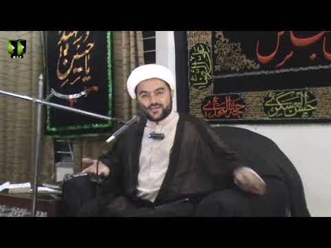 [03] Topic: Aima Ahl e bait(A) ki Siyasi o Fikri Zindagi | H.I Muhammad Nawaz  | 1440 - Urdu