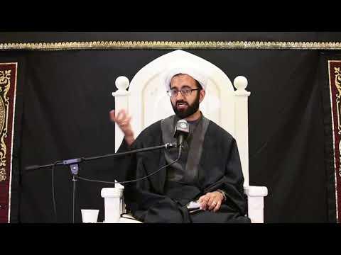 [Lecture 6 Muharram 2018] Topic : Karbala & Tawhid - Breaking the Idol of Self | Shaykh Salim Yusufali | UK - Englis