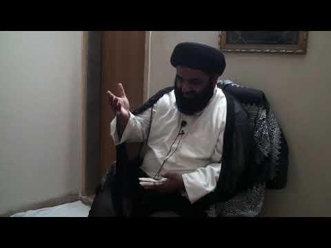 [Majlis] Khitaab: H.I Kazim Abbas Naqvi | Muharram 1440/2018