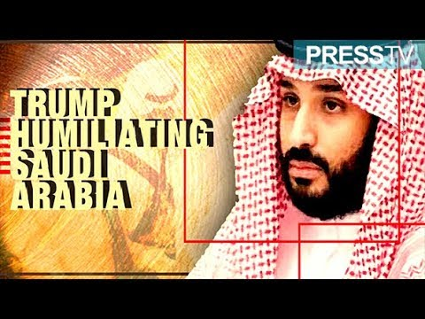 [06 October 2018] The Debate - Trump Humiliating Saudi Arabia - English