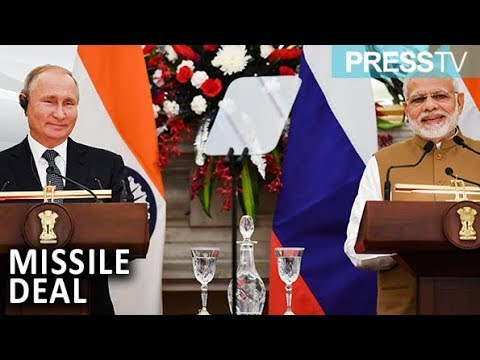 [06 October 2018] New Delhi seals $5bn missile deal with Moscow - English