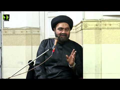 [01] Topic: علم امام حسن ؑ اور تعبیر خواب   H.I Muhammad Ali Naqvi   Muharram 1440 - Urdu
