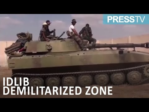 [08 October 2018] Turkey-backed militants shifting heavy arms - English