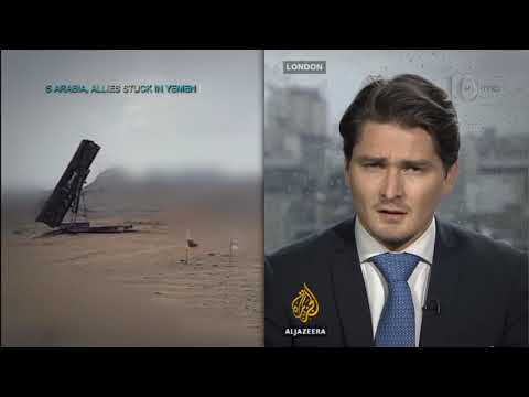 [Documentary] 10 Minutes: S Arabia, Allies Stuck in Yemen - English