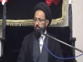 [1] Topic: Seerate Imam Sajjad (as) K Poosheeda Pehlo | H.I Sadiq Raza Taqvi | Muharram 1440/2018 - Urdu