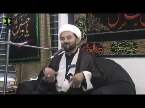 [05] Topic: Aima Ahl e bait(A) ki Siyasi o Fikri Zindagi | H.I Muhammad Nawaz  | 1440 - Urdu