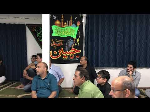 Majlis-E-Aza 5th Muharram 1440/15.09.2018 Topic:Irfan-E-Imamat By H I Ghulam Raza Roohani  - Urdu