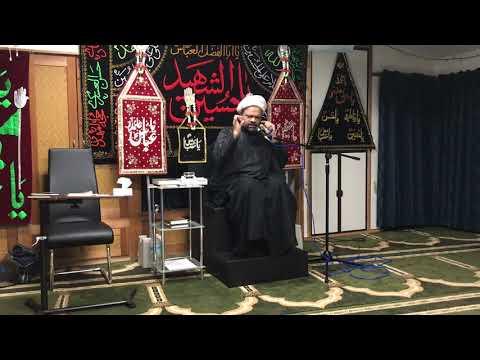 Majlis-E-Aza 6th Muharram 1440/16.09.2018 Topic:Irfan-E-Imamat By H I Ghulam Raza Roohani - Urdu