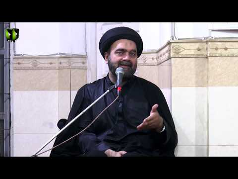 [03] Topic: علم امام حسن ؑ اور تعبیر خواب   H.I Muhammad Ali Naqvi   Muharram 1440 - Urdu