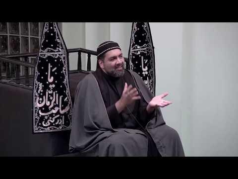 [Majlis-e-Aza 19th Muharram 1440]  Maulana Asad Jafri At Idara-e-Jaferia MD USA 9-29-2018 - English