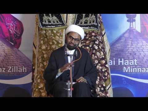 #2 Izzat e Hussaini - Ummat ki nijaat kaa zariya - Muharram 2018 - Akhtar Abbas Jaun - Urdu