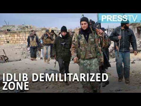 [11 October 2018] Russia: Over 1000 militants have left demilitarized zone in Syria\'s Idlib - English