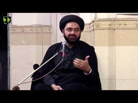 [05] Topic: علم امام حسن ؑ اور تعبیر خواب | H.I Muhammad Ali Naqvi | Safar 1440 - Urdu