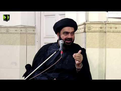 [06] Topic: علم امام حسن ؑ اور تعبیر خواب | H.I Muhammad Ali Naqvi | Safar 1440 - Urdu