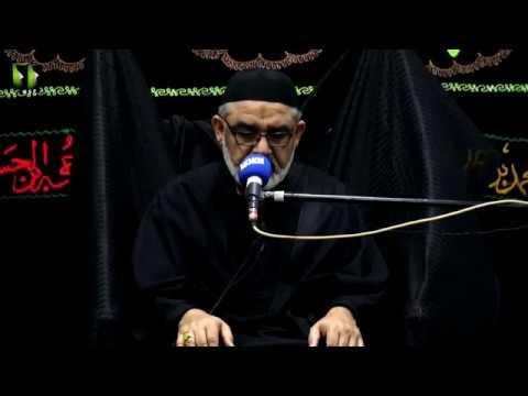 [2] Topic: دعا ، زیارت اور اہلبیتؑ کی تعلیمات | H.I Ali Murtaza Zaidi | Safar 1440 - Urdu