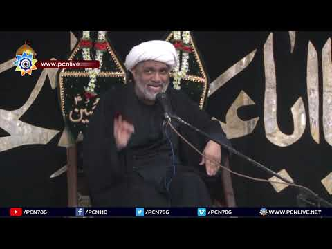Majlis-E-Aza 1st Safar 1440/11th October 2018 Topic:Mulaqat e Imam e Zamana(a.t.f.s) By H I Nadir Sadqi at New N