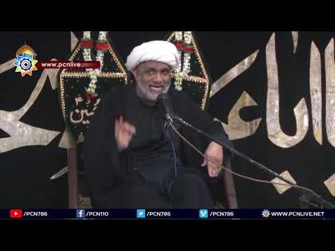 Majlis-E-Aza 1st Safar 1440/11th October 2018 Topic:Mulaqat e Imam e Zamana(a.t.f.s) By H I Nadir Sadqi at New Najafi Ha