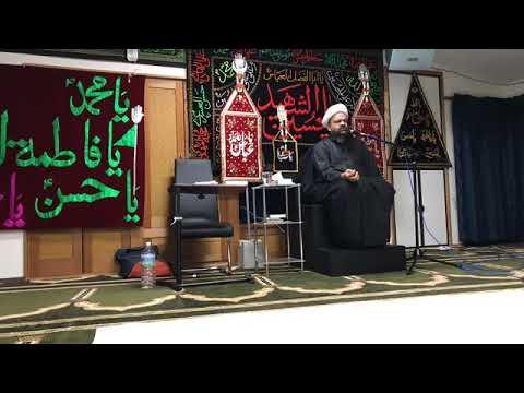 2nd Majlis Muharram 1440/12.09.2018 Topic: Irfan-E-Imamat By H I Ghulam Raza Roohani-Babul ilm Imambargah Tokyo-Urdu