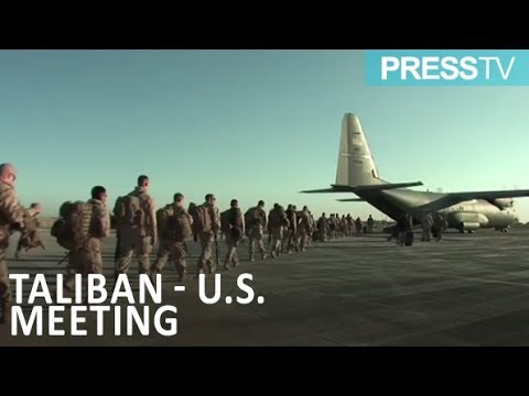 [14 October 2018] Taliban confirms talks with US in Qatar - English