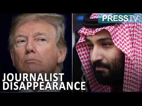"[14 October 2018] \""U.S. arms sale to go on despite KSA\\\'s likely role on journalist\\\'s disappearance\\\&quot"