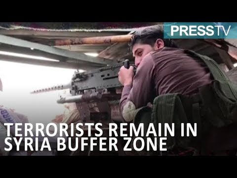 [15 October 2018] Terrorists deadline to leave Syria  buffer zone passes - English